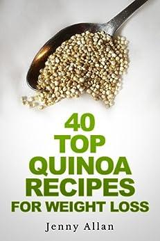 Top Quinoa Recipes Weight Loss ebook product image