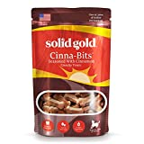 Solid Gold Cinna-Bits Biscuits, Bite-Size Holistic Dog Treat, All Ages, All Sizes, 1 lb Bag