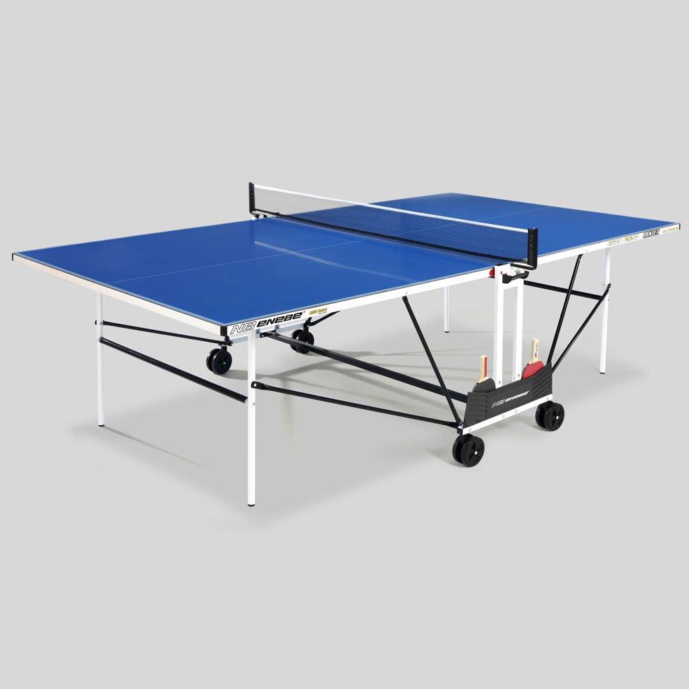 Tavolo da ping pong regolamentare professionale pieghevole ruote outdoor esterno ebay - Tavolo ping pong misure regolamentari ...