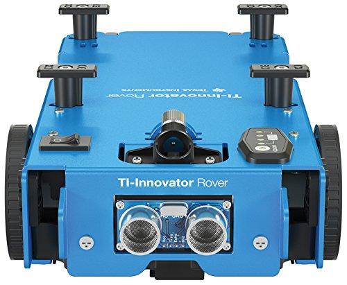 Texas Instruments STEMRV/PWB/8L1/A Robotic Vehicle