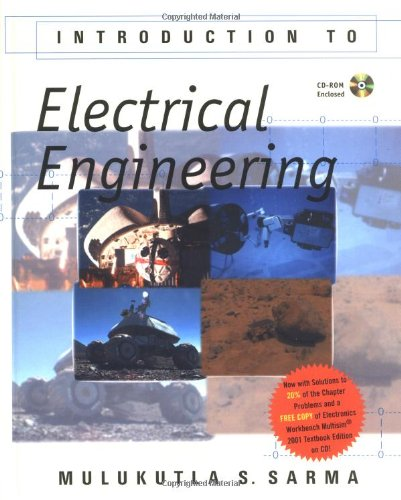 Introduction to Electrical Engineering: Book and CD-ROM (The Oxford Series in Electrical and Computer Engineering)