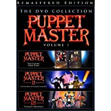 Puppet Master Trilogy (3-DVD) by Paul Le Mat (American Graffiti