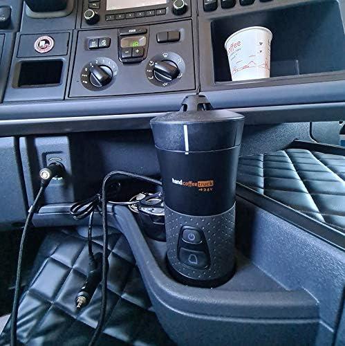 Handpresso New Handcoffee Truck 21010 Kaffeemaschine Kaffeemaschine mit Pad 24 V f/ür LKW