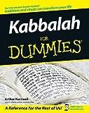 img - for Kabbalah For Dummies book / textbook / text book