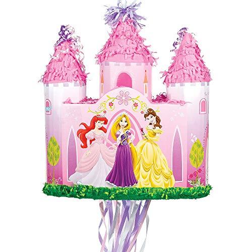 (Disney Princess Pink Castle)