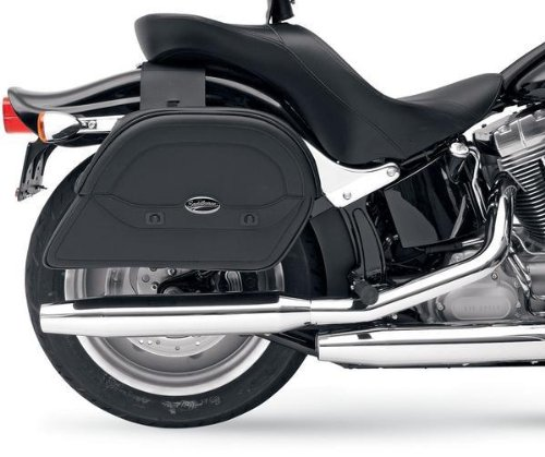 - Saddlemen 3501-0307 Large Slant Saddlebag