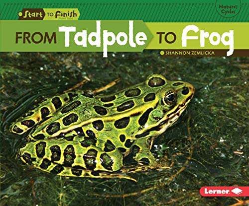 From Tadpole to Frog (Start to Finish, Second Series) ()