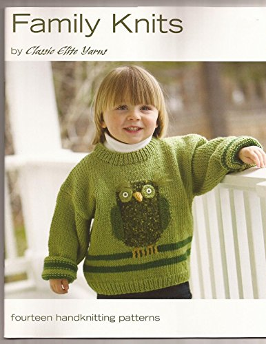 Elite Knitting Classic Patterns - Classic Elite Knitting Patterns Family Knits
