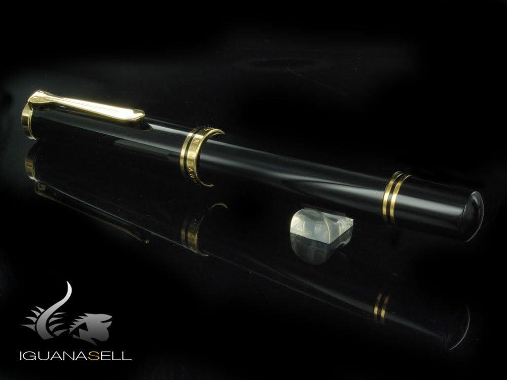 B000CN5OI8 PELIKAN 800 Series Rollerball Pen, Black (997643) 51DRxkjNiCL.SL1000_