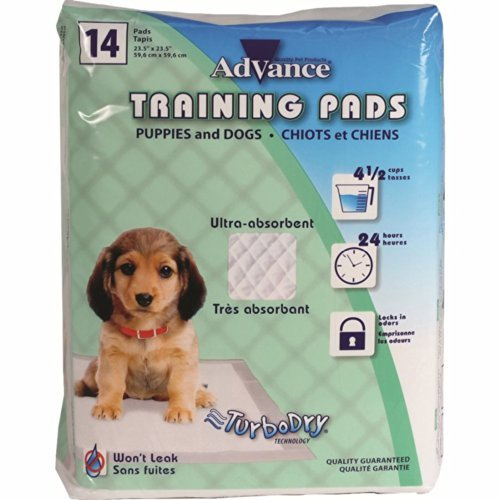 Training Coastal Pad - Coastal Pet Products Coastal Advance Housebreaking Pads 14 pack Training & Behavioral Aids