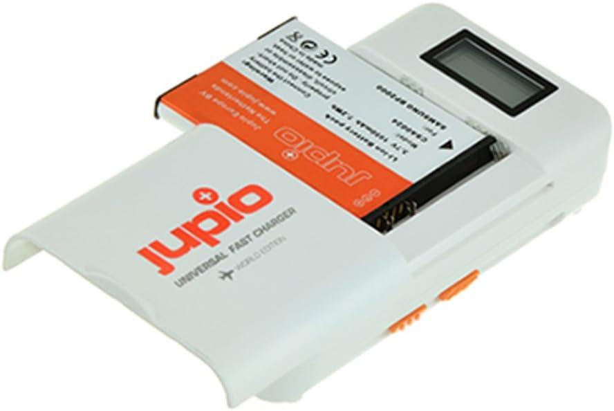 Jupio Luc0060 Universal Li Ion Akku Ladegerät Elektronik