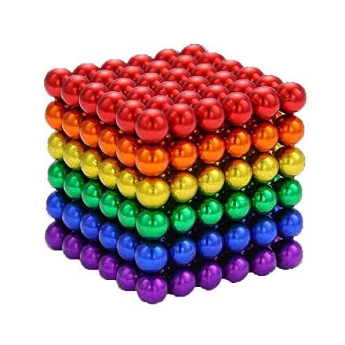 [해외]입체 퍼즐 자석 볼 3mm 216 개 세트 강력 자석 입체 퍼즐 마술 자석 감압 뇌 발달 지혜 완구 교육 공구 DIY 공구 포효 1 개 세트2 개 세트 (3mm1 개) / Three-dimensional Puzzle Magnet Ball 3mm 216 pieces Set Powerful Magnet Stereoscopic Puzz...