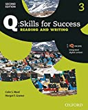img - for Q: Skills for Success 2E Reading and Writing Level 3 Student Book book / textbook / text book