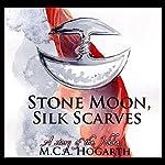 Stone Moon, Silk Scarves   M. C. A. Hogarth