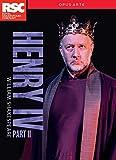 Shakespeare:Henry IV Part 2 [Jasper Britton; Antony Sher; Alex Hassell; Paola Dionisotti; Oliver Ford Davies; Jim Hooper] [OPUS ARTE: DVD] [2015] [NTSC] by Jasper Britton