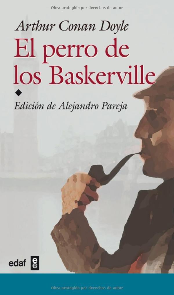 El perro de los Baskerville (Juvenil-Biblioteca Edaf) (Spanish Edition): Arthur Conan Doyle: 9788441410992: Amazon.com: Books