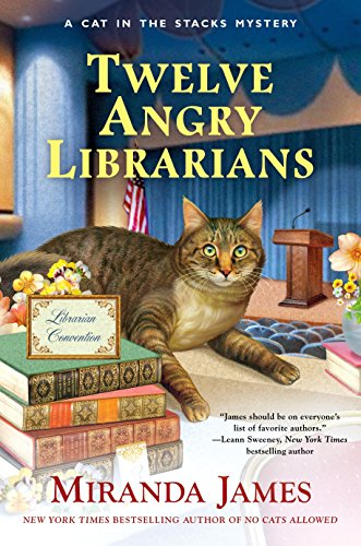 Twelve Angry Librarians (Cat in the Stacks Mystery) (Maine Coon Cats For Sale In Maine)