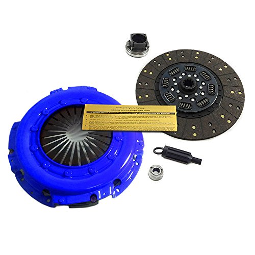 EFT STAGE 2 CLUTCH KIT FOR 99-03 FORD SUPER-DUTY F250 F350 F450 F550 7.3L POWERSTROKE