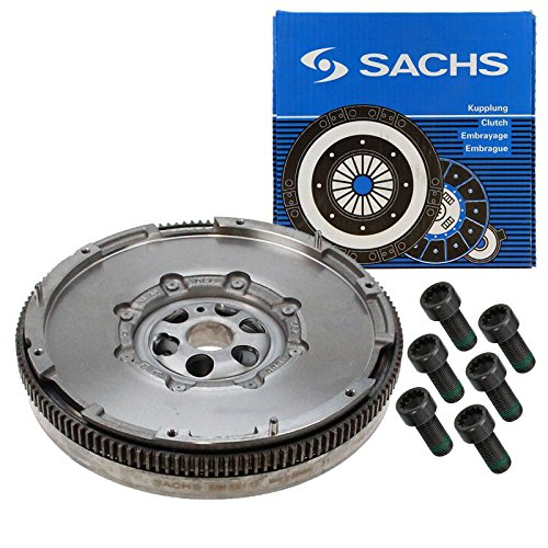 1x Kit de embrague ORIGINAL SACHS con volante bimasa + dispositivo central de desembrague: Amazon.es: Coche y moto