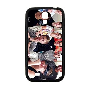 QQQO Brother Fashion Comstom Plastic case cover For Samsung Galaxy S4
