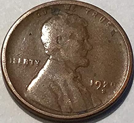 1920 1c Lincoln Wheat Cent Penny US Coin XF EF Extremely Fine