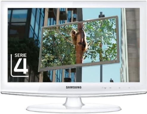 Samsung LE22C451 55- Televisión HD, Pantalla LCD 22 pulgadas- Blanco: Amazon.es: Electrónica