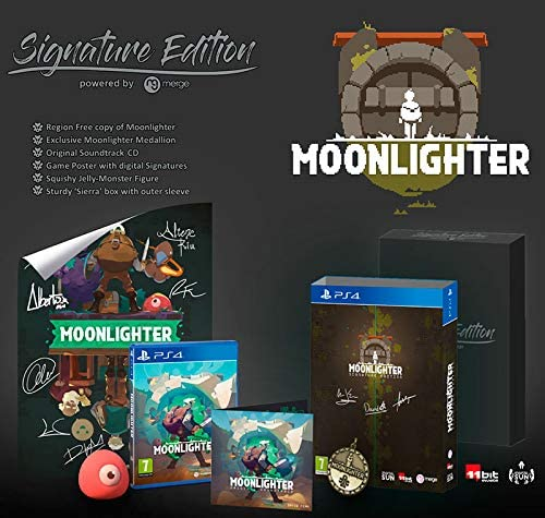 Moonlighter - Signature Edition: Amazon.es: Videojuegos