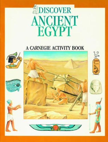 - Discover Ancient Egypt: A Carnegie Activity Book (Carnegie Museum Discovery Series)