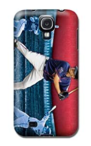 Mlb Minnesota Twins Baseball Smart Phone Case For Samsung Galaxy S4