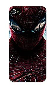 High Quality TsUPsq-2697-ENhrc The Amazing Spiderman Tpu Case For Iphone 5/5s