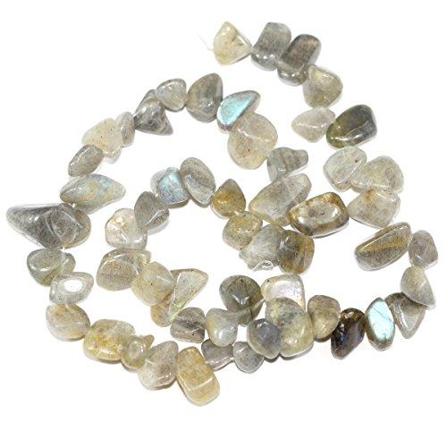 AAA Natural Labradorite Gemstones Smooth Teardrop Loose Beads Free-form ~18x10mm beads ( ~16