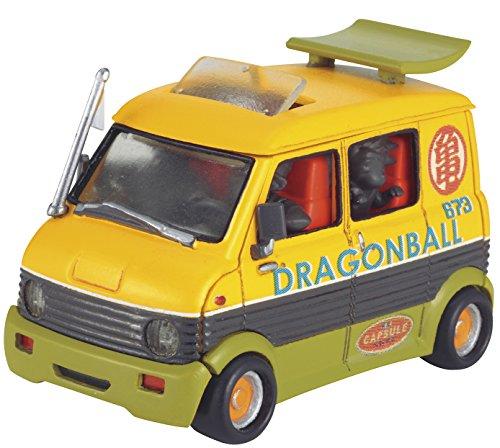 Bandai Dragon Ball Z Mecha Collection Master Roshi's Wagon Model Kit (Dragon Ball Z Figures Collection)