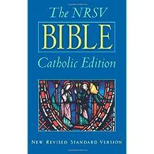 The NRSV Catholic Edition: Standard Edition: New Revised Standard Version