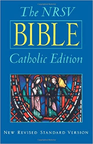 New Revised Standard Version Holy Bible: Catholic Edition