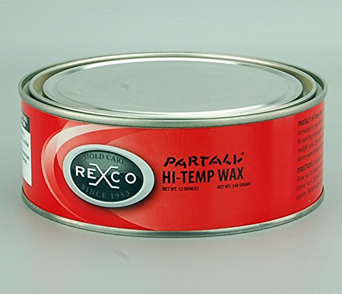 Mold Release Wax | Partall Hi-Temp (Case of 12) by BJB Enterprises (Image #2)