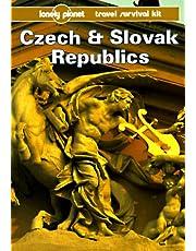 Lonely Planet Czech & Slovak Republics 1st Ed.