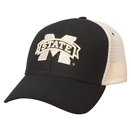 NCAA Mississippi State Bulldogs Adult Unisex Sideline Mesh Cap   Adjustable