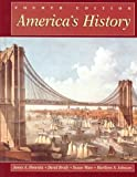 America's History Vol. 2 : Since 1865, Henretta, James A. and Brody, David, 0312193963