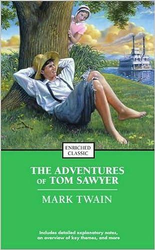Téléchargements gratuits de livres électroniques The Adventures of Tom Sawyer (text only) by M. Twain (Littérature Française) ePub