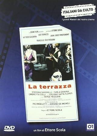 La terrazza [IT Import]: Amazon.de: Ugo Tognazzi, Vittorio Gassman ...