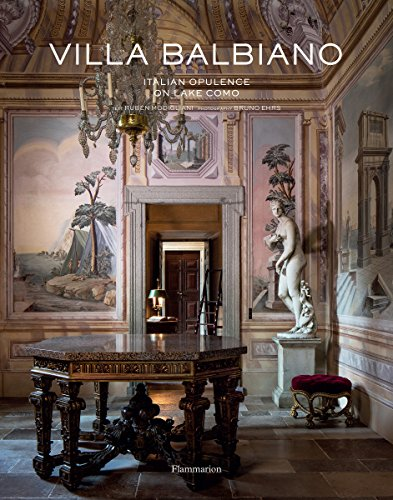 Villa Balbiano: Italian Opulence on Lake -