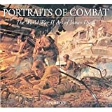 img - for Portraits of Combat: The WWII Art of Jim Dietz by Jay Broze (2001-09-30) book / textbook / text book