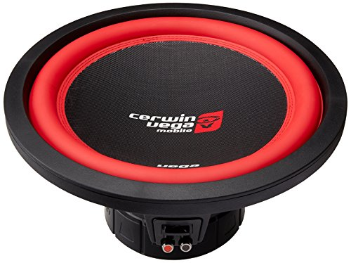 CERWIN VEGA V152D 1100 Watts Max 2 Ohms/550 Watts Power Handling 15-Inch Dual Voice Coil ()