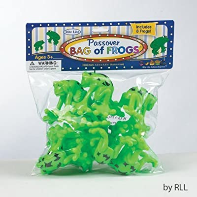 Rite Lite Bag of Frogs: Office Products