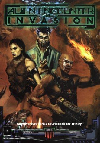 Trinity Alien Encounter 1 Invasion (No. 1)
