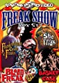 The Freak Show Box Set (Frankenstein's Castle of Freaks / She Freak / Blood Freak / Basket Case) by IMAGE ENTERTAINMENT