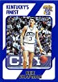Rex Chapman Basketball Card (Kentucky Wildcats) 1989 Collegiate Collection #123