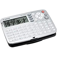 Canon Japanese Electronic Dictionary - WordTank IDP-700G