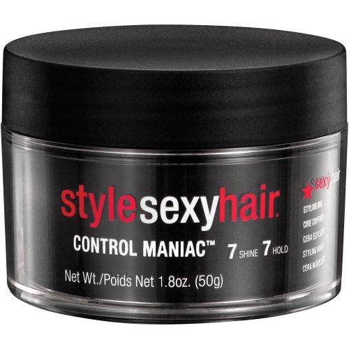 SEXY HAIR сексуальными Концепции волос: СТИЛЬ Sexy Hair CONTROL Маньяк Стайлинг WAX 1,8 OZ
