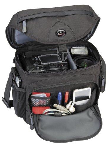 Tamrac Explorer 400 Camera Bag (Black) - 1